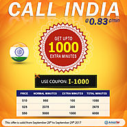 USA based Reliable and Cheap India calling cards
