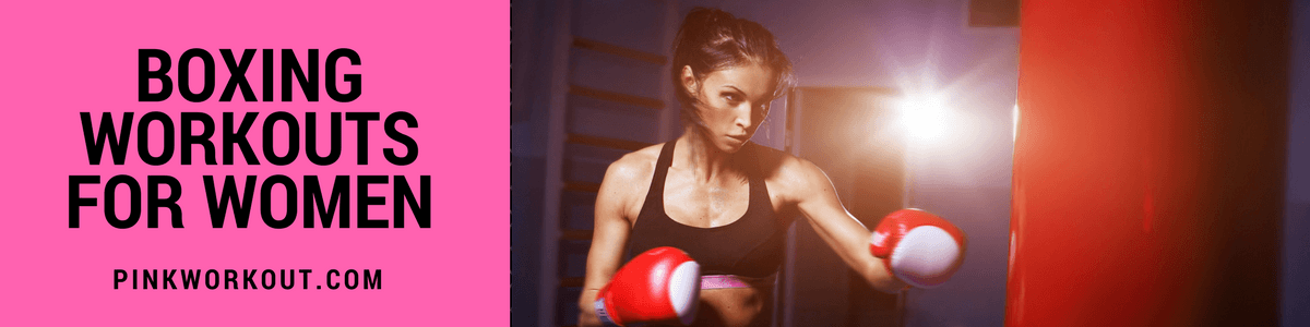 Headline for Boxing Workouts for Women