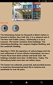 Black History Museums - Android Apps on Google Play