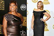 Queen Latifah Weight Loss - Celebrity Transformations