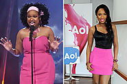 Jennifer Hudson Weight Loss - Celebrity Transformations