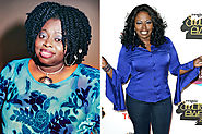 Angie Stone Weight Loss - Celebrity Transformations
