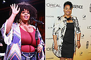 Jill Scott Weight Loss - Celebrity Transformations