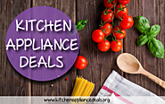 Kitchen Appliances For The Home | Kitchen Appliance Deals