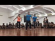 Shiamak OYP 6 Routine shape of you