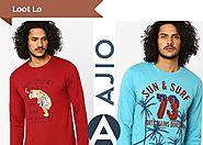 Ajio offers & Coupons-2017