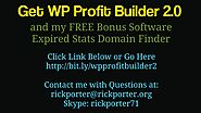 Profit Builder 2.0 Bonus and Walk-Through