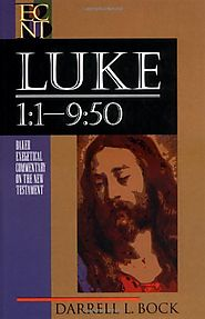 Luke (two volumes; BECNT) by Darrell L. Bock