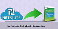 Choose the Expert for NetSuite to QuickBooks Conversion