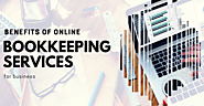 Benefits of Online Bookkeeping services for Business | MAC