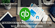 Quickbooks Bookkeeping Services: The Way of Business Success | MAC