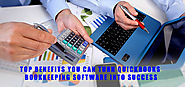 Top Benefits you can turn QuickBooks bookkeeping software into success