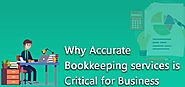 Why Accurate Bookkeeping services is Critical for Business | MAC