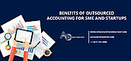 Benefits of outsourced accounting for SME and startups