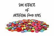 How Food Dyes and Coloring Agents Can Be Dangerous To Human Health?