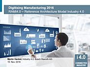 RAMI4.0 – Reference Architecture Model Industry 4.0