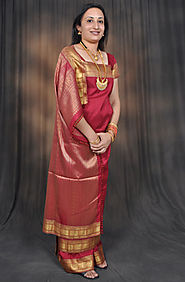 Coorgi Bridal Saree