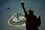 Bombshell: The Statue of Liberty or The Statue of Slavery? | Alternative