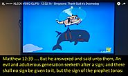The Modern Sign of Jonah: Revealed! | Prophecy