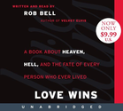 Love Wins Low Price CD: Rob Bell: 9780062109132: Amazon.com: Books