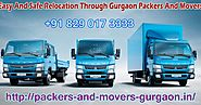 Aim Why Each Individual Wishes To Contract Packers And Movers In Gurgaon
