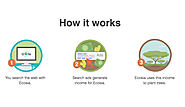 Ecosia is the search engine that plants trees