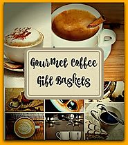 Gourmet Coffee Gift Baskets • Seasons Charm