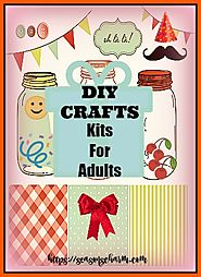 DIY Craft Kit Gifts For Adults • Seasons Charm