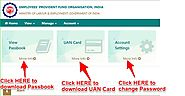 Unified portal login uan portal by epfo member login - UAN Unified Portal