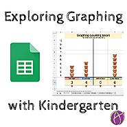 Exploring Graphing with Kindergarten using Google Sheets - Teacher Tech