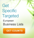 European business mailing list