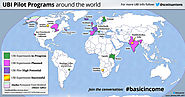 UBI Pilot Programs around the world.