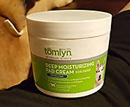 Tomlyn Deep Moisturizing Pad Cream for Dogs, (Protecta-Pad) 4 oz