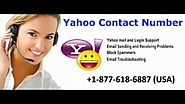 Unable To Fix Yahoo Issues Call @ +1-877-618-6887