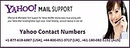 Fix Yahoo Call ID Feature Issues @+1-877-618-6887