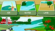 Children's: Earth's Resources - Air, Water, Land. How to Save the Earth's Resources