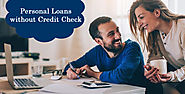 Credible Deals on Personal Loans Without Credit Check Introduced Here