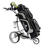Buy Powered Electric Golf Trolleys Online