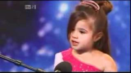 4 year old dancer Shakira - YouTube
