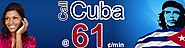 Make Cheap International Calling To Cuba From USA or Canada with The Best Calling Plans