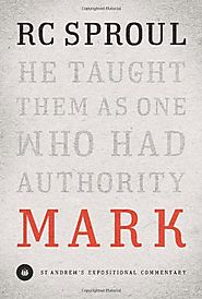 Mark (St. Andrews) by R. C. Sproul