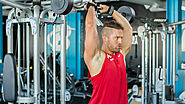 Mike Hildebrandt's Superset Arm Workout