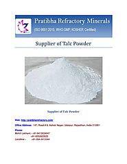 Supplier of talc powder 1.pdf