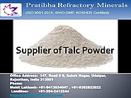 Supplier of Talc Powder1.pptx