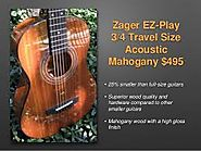Zager Guitar Reviews