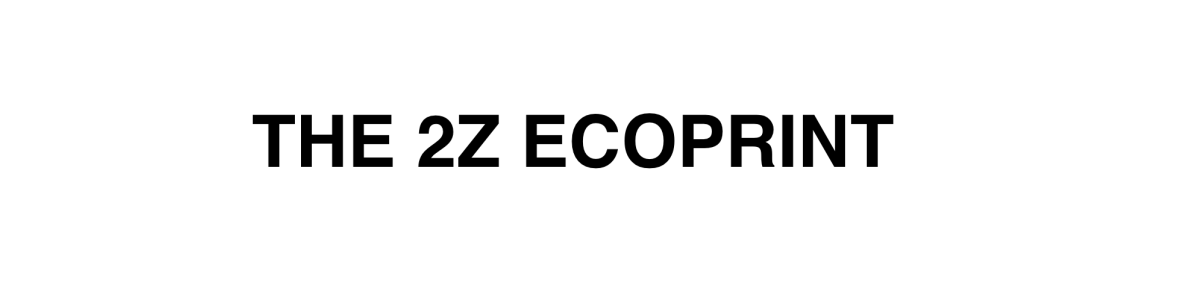 Headline for THE 2Z ECOPRINT - RECOM
