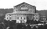 Bayreuth Festspielhaus - The Grand Festival Theater