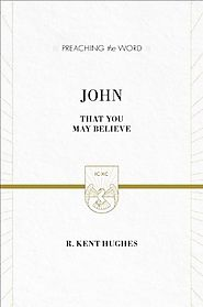John (Preaching the Word) by R. Kent Hughes