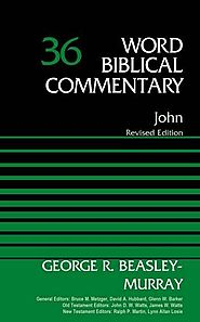 John (WBC) by George R. Beasley-Murray