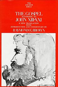 John (two volumes; AB) by Raymond E. Brown